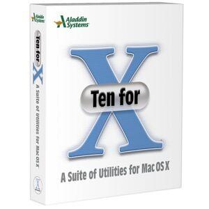 Aladdin Ten for X Utilities
