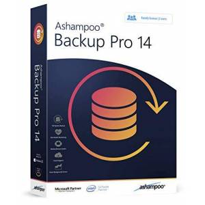 Markt + Technik Backup Pro 14 - secure, rescue and restore your files for Windows 10, 8.1, 7 - complete back-ups for folders, partitions, hard disks and entire Windows systems