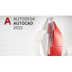 Autodesk Autocad 2021 1 Year License