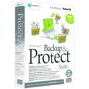 Avanquest Software Perfect Image 12 Backup & Protect Suite (PC CD)