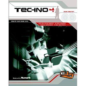 Ejay Techno eJay 4