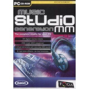 Focus Multimedia Ltd Magix Music Studio Generation MM