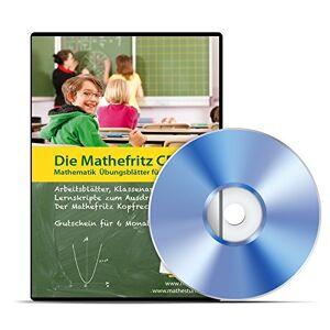 Calcuso The Mathefritz CD for high Schools, Comprehensive Schools, Real Schools for Classes 5-10 (PC + MAC + Linux) - German Language