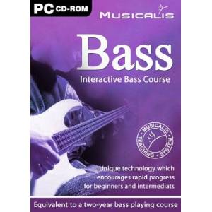 Avanquest Software Musicalis Interactive Bass Guitar Course