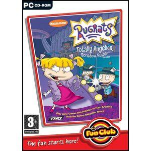 Focus Multimedia Ltd PC Fun Club: Rugrats Totally Angelica Boredom Buster (PC CD)