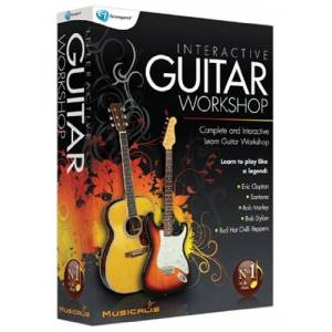 Avanquest Software Musicalis Interactive Guitar Workshop (PC)