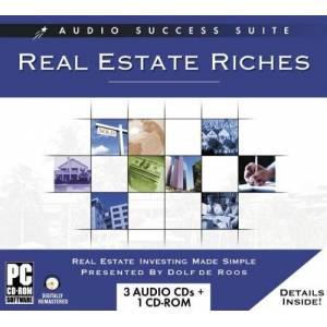 Real Estate Riches, Audio Success Suite. 3 Audio CDs & (CDROM)