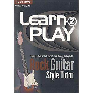 Idigicon Learn 2 Play Guitar: Rock (PC)