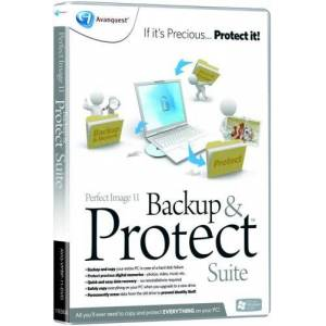 Avanquest Software Perfect Image 11 Backup & Protect Suite (PC)