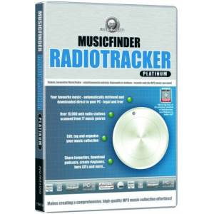 Avanquest Software Radio Tracker Platinum (PC)