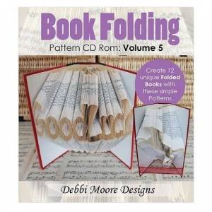 Debbi Moore Designs Debbi Moore Book Folding Pattern CD Rom Volume 5 (324200)