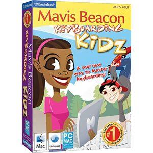 Encore Mavis Beacon Keyboarding Kidz Kids Typing