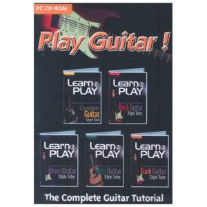 Idigicon Learn 2 Play Guitar Complete Tutorial and Style Tutor