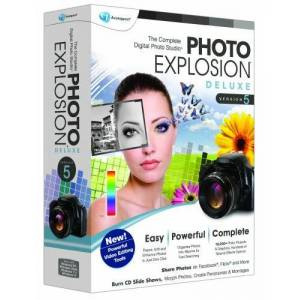 Avanquest Software Photo Explosion Deluxe 5 (PC)