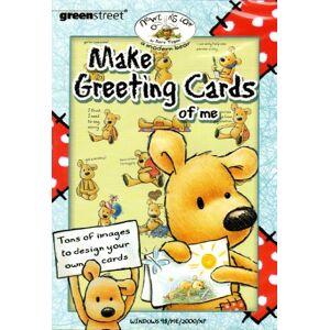 Greenstreet Newton Bear Make Greeting Cards Of Me