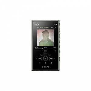 """Sony Nw-A105 16GB Walkman Hi-Res Portable Digital Music Player with Android 9.0, 3.6"""" Touch Screen, S-Master Hx, DSEE-Hx, Wi-Fi & Bluetooth and USB Type-C - Green"""