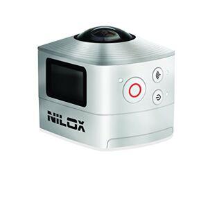 Nilox Evo 360 Action Camera Full HD 1920 x 1440P 30fps 8MP Silver