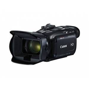 Canon LEGRIA HF G26 Camcorder 3.09 MP (Full HD 1080, CMOS HD, 20x Optical Zoom, 3.0 Touch Screen, Slow Fast Motion, Wide DR Gamma, 8 Sheet Aperture) Black