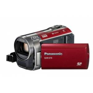 Panasonic SD Card Slot S70EG CamcorderOptical Zoom, 6.7cm (2.7Inch) Display/Image Stabiliser)