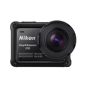 Nikon KeyMission 170 Action Camera-Black