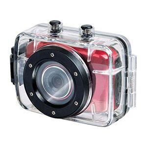 Trevi GB HD 2200compact digital camera 1.3Megapixels Red
