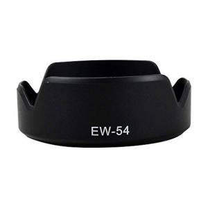 Mengs EW-54Lens Shade for Canon EF-M 18-55mm f/3.5-5.6IS STM
