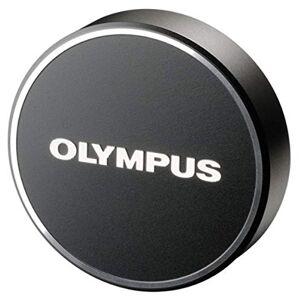 Olympus LC-48B Metal Lens Cap for M.Zuiko Digital 17mm 1:1.8 Lens (Black)