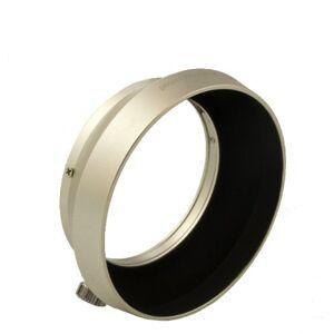 JJC replacement Olympus LH-48B lens hood for Olympus M.ZUIKO DIGITAL 17mm 1:1.8
