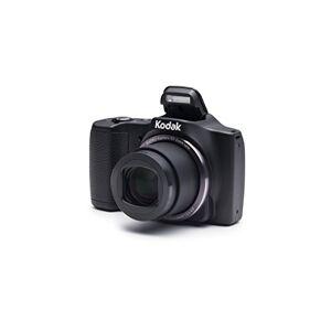 Kodak PIXPRO FZ201 Bridge Camera 16MP 20x Zoom 3.0LCD 25mm Wide Lens OIS Black