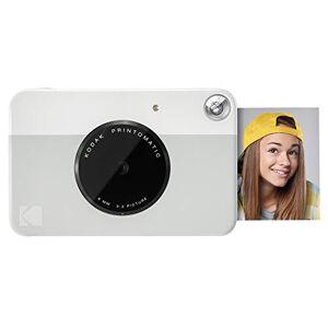 "Kodak PRINTOMATIC Digital Instant Print Camera (Grey), Full Color Prints On ZINK 2x3"" Sticky-Backed Photo Paper - Print Memories Instantly"