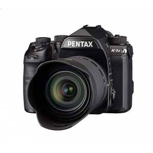 Pentax 1599301 K-1 II Digital Full Frame SLR Camera with HD DFA 28-105 mm Lens - Black