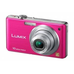 Panasonic Lumix DMC-FS7 digital camera (10 megapixels, 4x optic). Zoom, 2.7 inch display, image stabiliser)