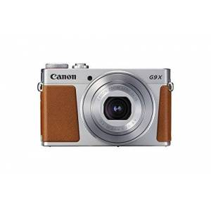 Canon PowerShot G9 X MARK II (3 Multiplier_x) - Silver