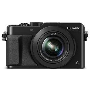 Panasonic LUMIX DMC-LX100EBK Premium Compact Camera with 24 mm LEICA DC Vario-Summilux Lens - Black