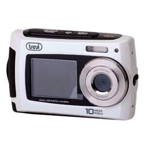 Trevi DC 2330 WP Compact Camera 16MP CMOS 4608 x 3456pixels White Digital Camera (16 MP, 4608 x 3456 Pixels, CMOS, 120 g, White)