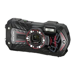 Ricoh WG-30 ( 16 MP,5 x Optical Zoom,2.7 -inch LCD )-Ebony Black