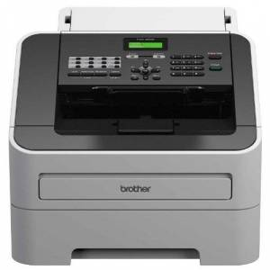 Brother FAX-2840 A4 Mono Laser Fax Machine, High Speed Modem Fax