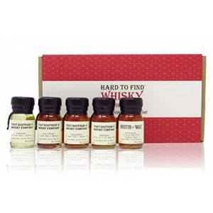 Drinks By The Dram - Hard To Find Whisky Super Rare Tasting Set - Whisky