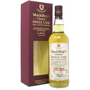 Caol Ila - Mackillop's Choice Single Cask #1478-1990 25 year old Whisky