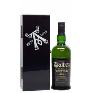 Ardbeg - Black Mystery 2nd Edition - 10 year old Whisky