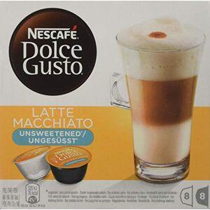 Nescafe Dolce Gusto Latte Macchiato Ungest 3pack 48capsules