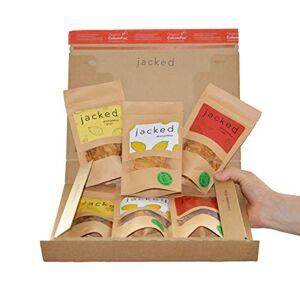 JACKED Dried Fruits Selection Box by Jacked (Jackfruit)