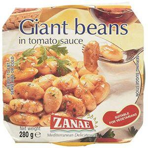 Zanae Butter Bean Salad 280 g (Pack of 3)