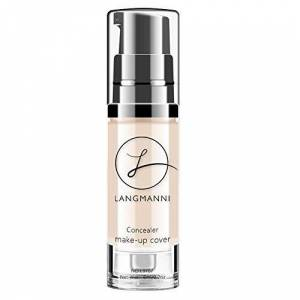 jieGorge Makeup Liquid Concealer Foundation Moisturizing Waterproof Concealer Cream6ml, Concealer, Health and Beauty Sales (A)