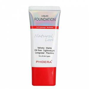 jieGorge Face Eye Foundation Block Defect Liquid Foundation Liquid Stick 30ml, Concealer, Health and Beauty Sales (C)
