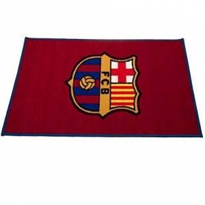 Fc Barcelona Official Football Team Gift F.C. Barcelona Rug