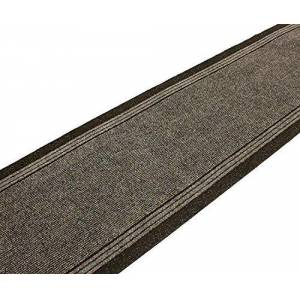 SrS Rugs Sydney Long Carpet Runner Non-Slip Mat for Hall and Stairs. 67cm Wide. 5 Colours. Any length(Beige, Length: 1' (30cm))