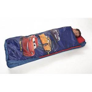 FUN HOUSE 712938 Disney Cars Inflatable Guest Bed with Inflatable Down
