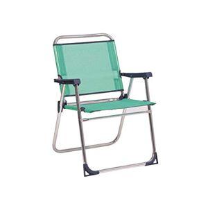 Alco Armchair, Fabric, Blue, 75 x 54 x 10 cm.