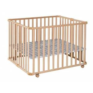 Geuther Ameli 2260NA Lama Playpen, Natural